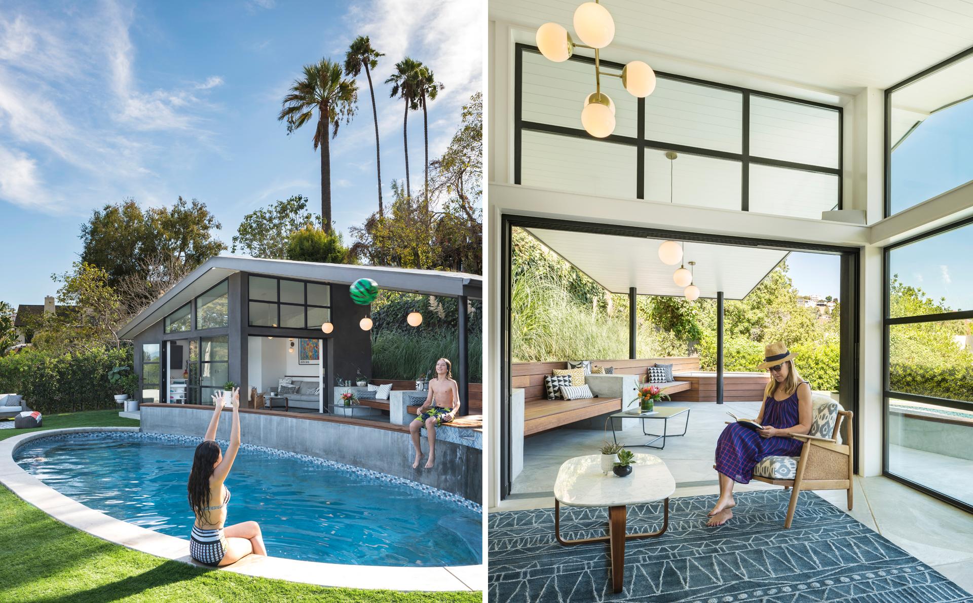 Los Feliz Pool House